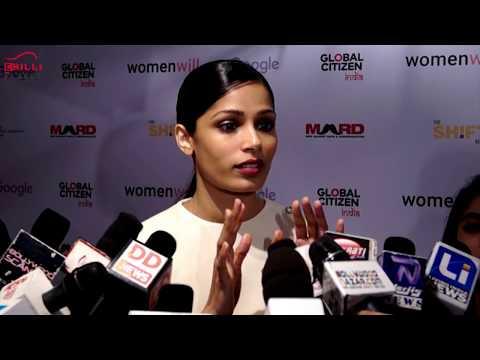 Freida Pinto Slum Dog Girl In New Hindi Film | Revealed | Must Watch