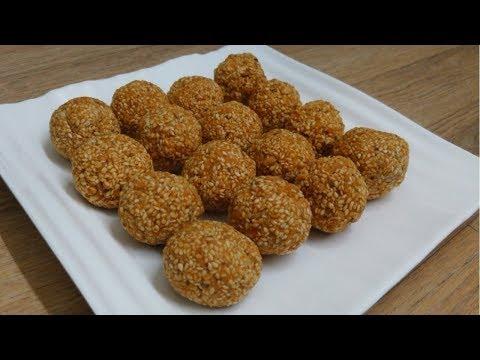 Til Gud Ladoo Recipe | तिल गुड़ के स्वादिष्ट लड्डू | Til Gur Ke Laddu / Winter Special