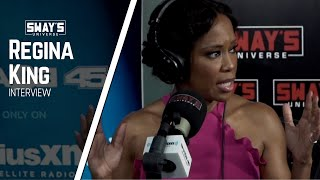 Emmy Award Winning Actress Regina King Talks About The Next Phase of Her Career and 'Seven Seconds