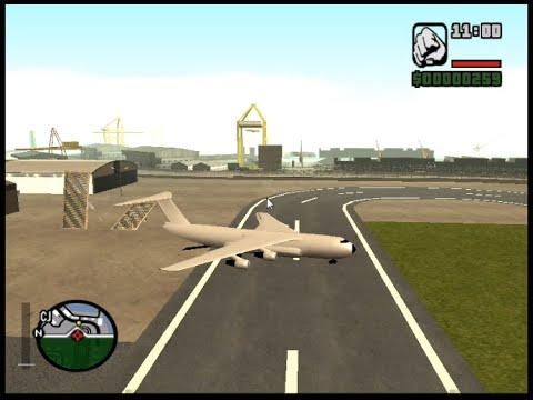 •••Como instalar el avion de carga ◄◄◄ CIERTO ♣ como hacerlo aparecer ♣  LEER  DESCRIPCION
