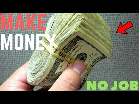How To Make Money Without A JOB | Make More Money | Get Fixed