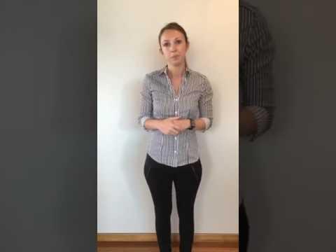 2 min tip on relieving hip bursitis pain