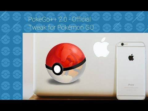 Using a Mac to install PokeGo++ 2.0 for non jailbroken iPhone