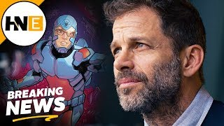 Zack Snyder Reveals Another Major Superhero Cut from Justice League
