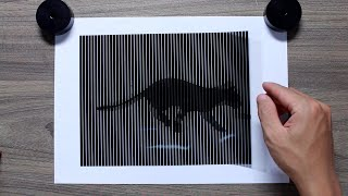 9 MIND BLOWING OPTICAL ILLUSIONS