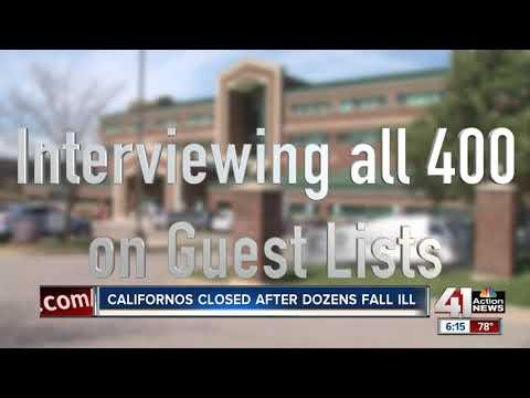 Complaint prompts Californos inspection
