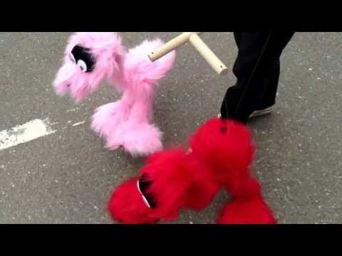 Party Animal Puppets