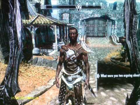 Skyrim: Companions Hired Muscle Bug Bypass