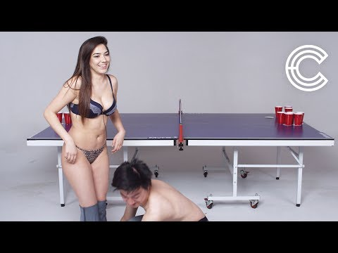 Xxx Mp4 Strangers Play Fear Pong Emily Vs Kenny Fear Pong Cut 3gp Sex