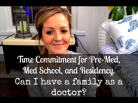 Work Life Balance for Pre-Med, Med School, and Residency