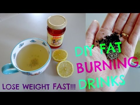 DIY Weight Loss Drinks Remedy | Lose 5 Kgs in 5 Days (THIS WORKS!) ~ Immy