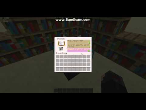 minecraft how to get good enchants on a bow