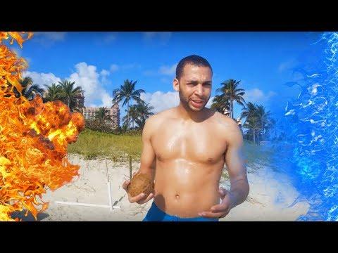 Honeymoon Day 2 | Allure of the Seas | Atlantis Bahamas | Jamilah and Marcel