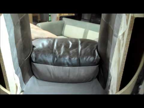 Platinum Care / All County Leather  |  Urine Damage Leather Repair