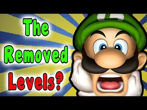 New Super Mario Bros Ds - Beta LEVELS