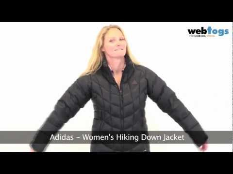 Adidas Women's Hiking Down Jacket