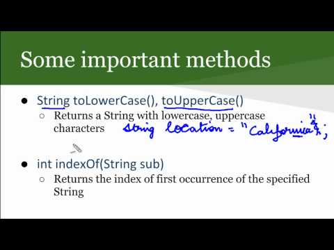 Awesome explanation of Strings in Java!