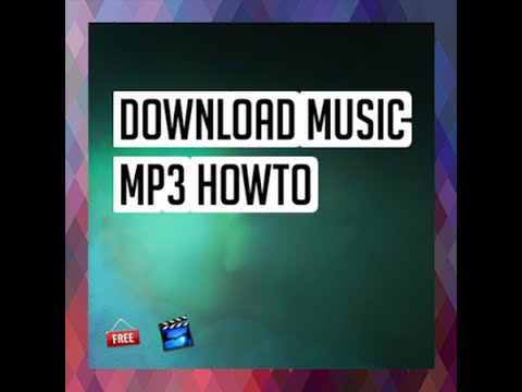 How to download music onto your Android phone for FREE! 2016