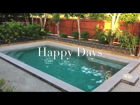 Time Lapse Pool Build