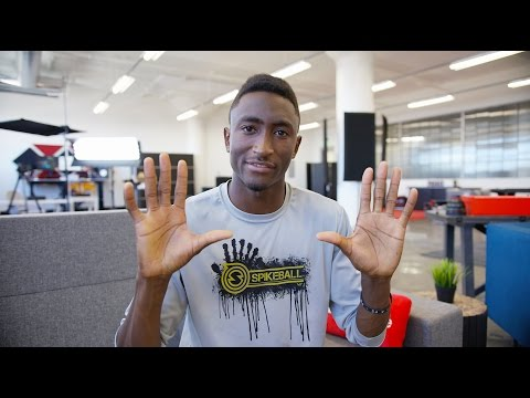 How to be a YouTuber? Ask MKBHD V10!