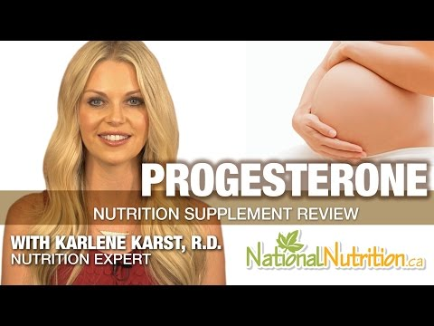 Professional Supplement Review - Progesterone