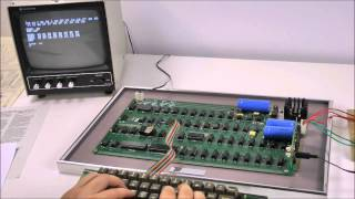 Original »Apple 1 Computer«, 1976;  24 November 2012 - Auction