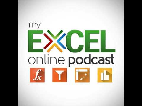 Excel Podcast Show 016: Excel Power Pivot With Rob Collie