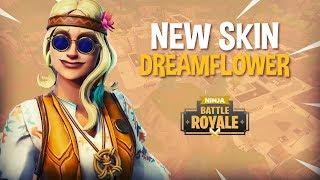 *NEW* Dreamflower Skin!! - Fortnite Battle Royale Gameplay - Ninja