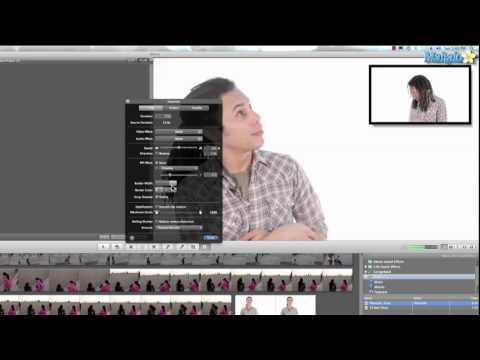 Learn iMovie 11 - How to Add Picture in Picture