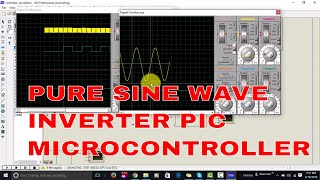 variable freqency SPWM for VFD or threee phase sine wave inverter