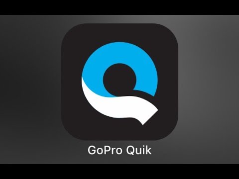 How to Use GoPro Quik to Import vídeo pictures from camera to computer - Mac