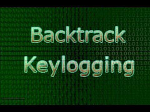 Backtrack Keylogging Keyscan