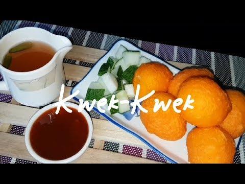 How to cook Kwek Kwek   Tokneneng