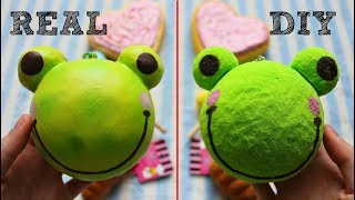 Download Real vs DIY Homemade Squishy Comparison! Video
