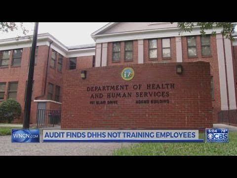 Audit finds problems with Medicaid in NC