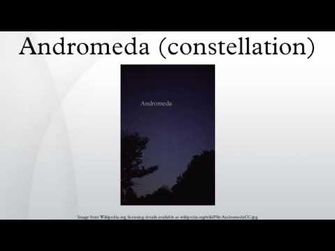 Andromeda (constellation)