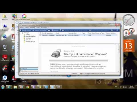 Windows 7 Home Premium with Service Pack 1 (French) in VMware Workstation!