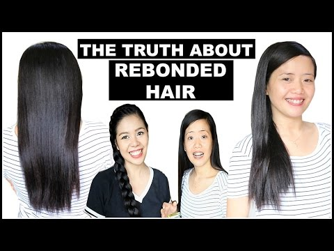 Pros & Cons of REBONDED HAIR-PROCESS, MAINTENANCE, HAIR ADVICE, PRICE- BEAUTYKLOVE