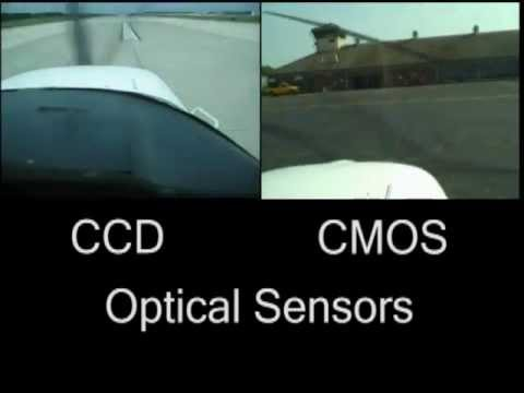 Propeller Distortion Explained: CCD vs CMOS Cameras