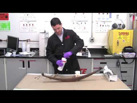 How to Remove Rust with Loctite Extend Rust Treatment