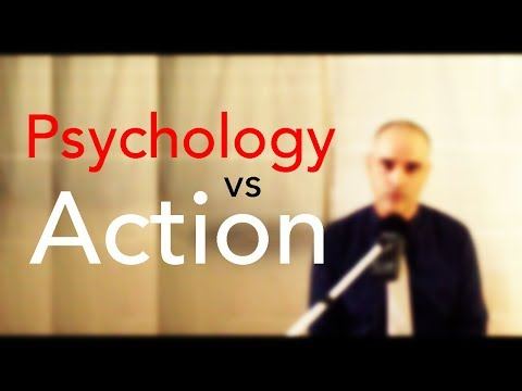 Psychology, Trendy Psychology, Psychodrama and method acting