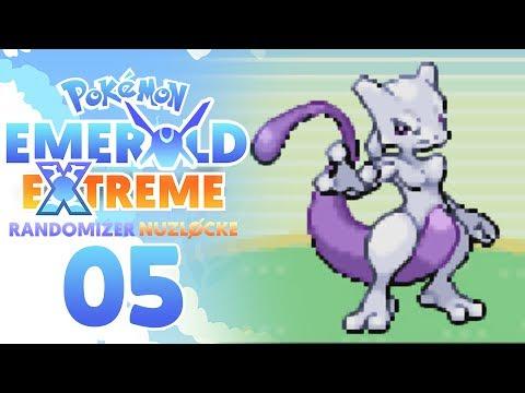WHY DOES EVERYONE HAVE A LEGENDARY!? | Pokemon Emerald EXTREME Randomizer Nuzlocke Part 5