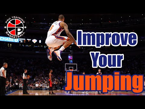 Jump Quicker & Higher | Improve your Jumping | Pro Training Basketball
