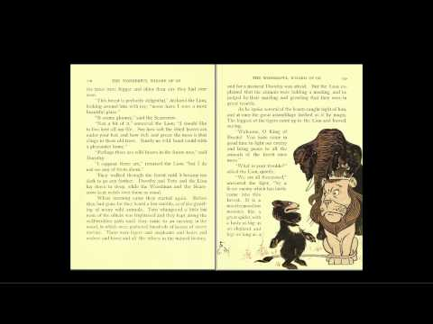 The Wonderful Wizard of Oz - L Frank Baum - Chapter 21