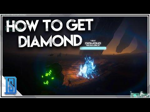 Osiris:New Dawn -Part 5 - How To Get Lithium/Diamonds/Cave Location!