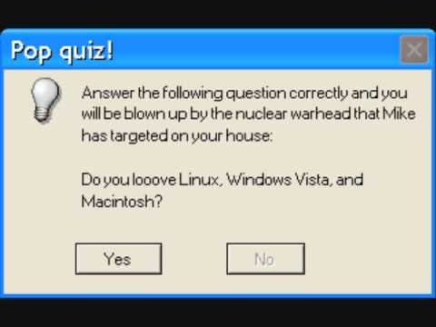 Microsoft Sam's Error Adventure Episode 03
