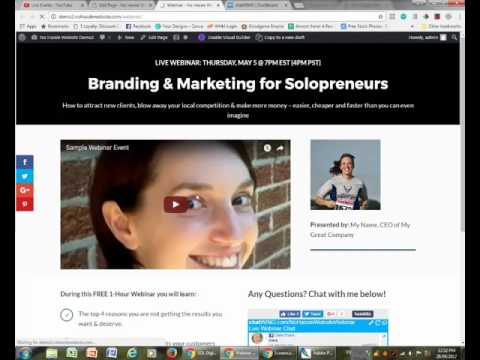 How to host your webinar for FREE using Google Hangouts through YouTube