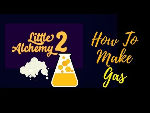 Little Alchemy 2-How To Make Gas Cheats & Hints