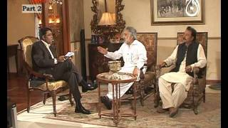 Hot Seat AAJ News Dr.Zulfiqar Mirza 2 (Part 02)
