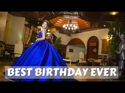 MY DEBUT 2016 (FULL COVERAGE) #CINDERIVA